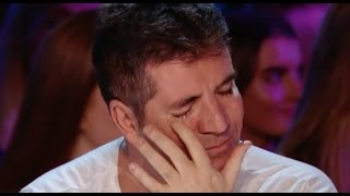 Download His Voice Is So Emotional That Even Simon Started To Cry! Video