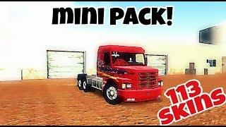 Download ♣Hts - pack de Skins scania 113 / heavy Truck simulator ♣ Video