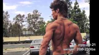 Download Jon Skywalker's 3 year body transformation - The Aesthetic Dream Video