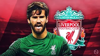 Download ALISSON - Welcome to Liverpool - Crazy Saves & Reflexes - 2018 (HD) Video