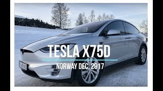 Download Tesla X75D my car #68 Video