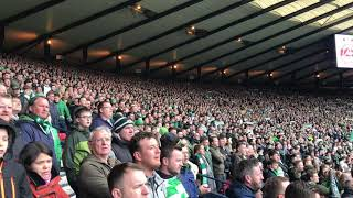 Download 32,000 CELTIC FANS SERENADE HAMPDEN WITH THE BALLAD OF GRACE Video
