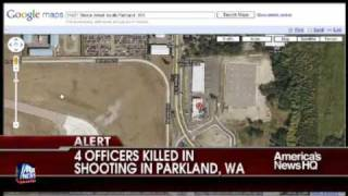 Download 4 Tacoma, Washington police officers shot dead Video