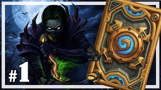 Download Hearthstone: I Don't Need No Deck (Rogue Constructed) Video