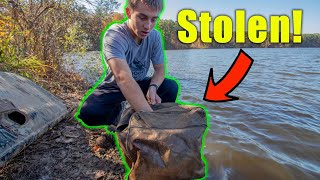 Download We Found A Duffel Bag Full Of Stolen Jewelry While Magnet Fishing (Appraised By Jeweler) Video