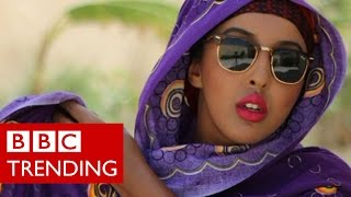 Download Somalia's where it's at - Instagram star uses humour to show the new Somalia - BBC Trending Video