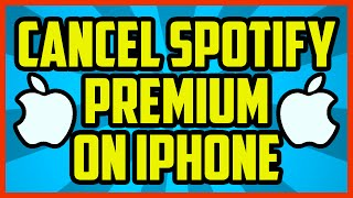 Download How To Cancel Spotify Premium On Iphone 2017 (QUICK & EASY) - Cancel Spotify on Apple Device iTunes Video