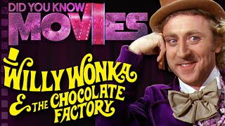 Download Willy Wonka & the Chocolate Factory WASN'T so Sweet! - Did You Know Movies ft. Brutalmoose Video