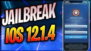 Download Jailbreak iOS 12.1.4 - How To Jailbreak iOS 12.1.4 - Cydia iOS 12.1.4 *March 2019* Video