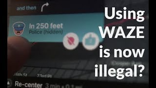 Download WAZE irritates NYPD over free speech issue Video