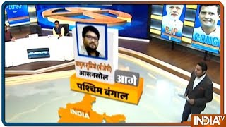 Download IndiaTV Exit Poll: Babul Supriyo leads in Asansol, Rahul Sinha in North Kolkata Video