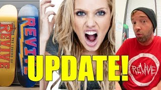 Download WE RUINED A STRANGE GIRL'S NIGHT!? / New ReVive Video? Video