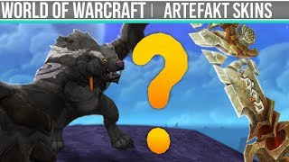 Download Was passiert mit den Artefaktwaffen Skins nach Legion? Video
