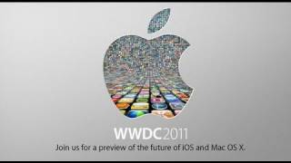 Download WWDC Officially Announced by Apple - No iPhone 5? Video