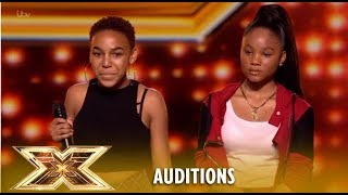 Download Simon PAIRS UP Two Girls To Make New Duo... Watch What Happens! | The X Factor UK 2018 Video