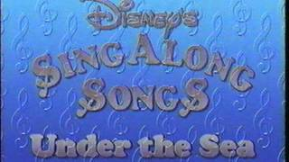 Download Closing to Disney's Sing-Along Songs: Under the Sea 1996 VHS Video