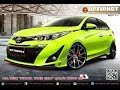 Download แต่งรถ ALL NEW TOYOTA YARIS 2017 ชุดแต่ง DRIVE68 โดย OPTIONGT Video