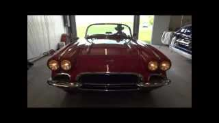Download 1962 Corvette / 327 / 340HP Video