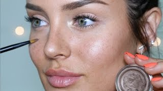 Download Natural Beauty Makeup Look: the illusion of NO foundation! Incl. Freckles! Video
