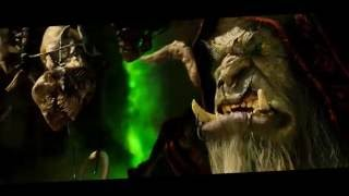 Download The Dark portal and Thrall birth scenes - WARCRAFT the movie Video