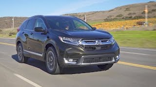 Download Redesigned 2017 Honda CR-V | Bigger and Better Equipped Video