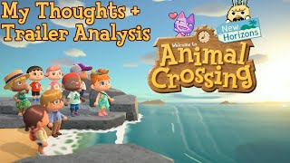Download Animal Crossing New Horizons - My Thoughts + Trailer Analysis Video