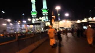 Download Makkah walking into Haram Adhan by Ali Ahmed Mulla Video
