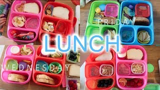 Download Kid's Lunch Ideas - Week 1 | Sarah Rae Vlogas | Video