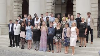 Download Trinity Access Programme's Foundation Course Student Graduation 2017 Video