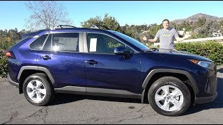 Download Here's Why The 2019 Toyota RAV4 Is the Best Compact SUV Video