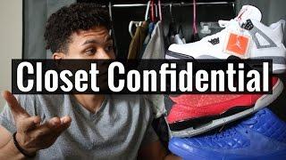 Download Closet Confidential Tag   @ToNYD2WiLD @SneakerHeadInTheBay @BULL1TRC @SheGotKicksVII @SC00P2O8 Video