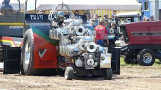Download Tractor Farm Pulling Holzheim Highlights 2017 Video
