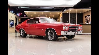 Download 1970 Chevrolet Chevelle Posted For Sale Video