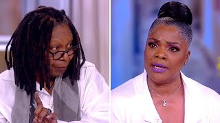 Download Whoopi Goldberg clashes with Mo'Nique on 'The View' | Page Six Video