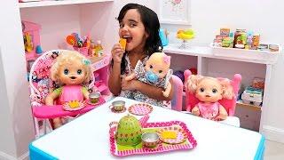 Download BABYALIVE - Reencontro das Babys com BIA LOBO Video