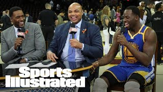 Download Draymond Green To Charles Barkley: 'Punch Me In My Face' | SI Wire | Sports Illustrated Video