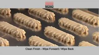 Download MONO Equipment's Omega Confectionery Depositor - Join the Cookie and Cupcake Boom Video