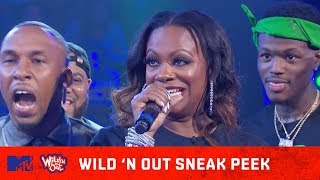 Download Kandi Burruss, O.T. Genasis & More! on Wild 'N Out | All New Episodes + Fridays | MTV Video