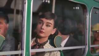 Download Audrey Hepburn Resurrected in New TV Commercial - Creepy or Cool? Video