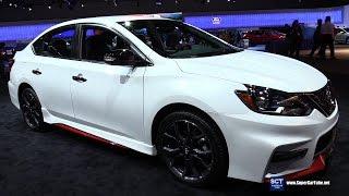 Download 2017 Nissan Sentra Nismo - Exterior and Interior Walkaround - Debut at 2016 LA Auto Show Video