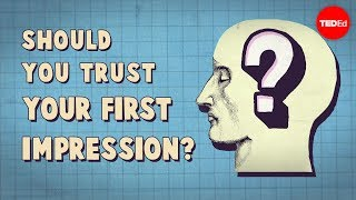 Download Should you trust your first impression? - Peter Mende-Siedlecki Video