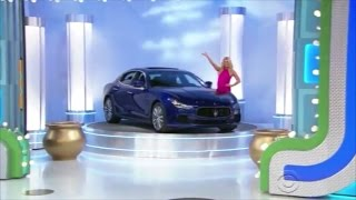 Download The Price Is Right (10/21/15) | Golden Road for a Maserati Ghibli! Video