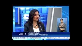 Download The Morning Live team has paid a moving tribute to anchor Vuyo Mbuli. Video