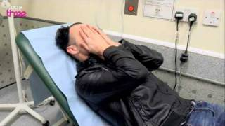 Download Help me! I've glued a hat to my head! - Bizarre ER - BBC Three Video