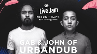 Download Rappler Live Jam: Gabby Alipe and John Dinopol of Urbandub Video