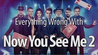 Download Everything Wrong With Now You See Me 2 Video