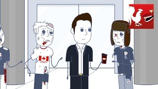 Download Rooster Teeth Animated Adventures - Canadian Zombie Property Video