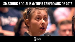 Download Charlie Kirk Smashes Socialism! Top 5 Takedowns of 2017 Video