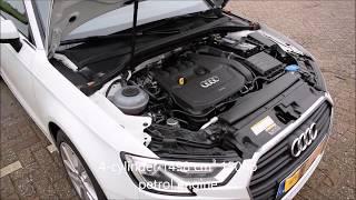 Download Audi A3 1.5 TFSI COD Fuel Consumption Test Video