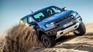 Download Ford Ranger Raptor - Media Drive, behind the scenes Video